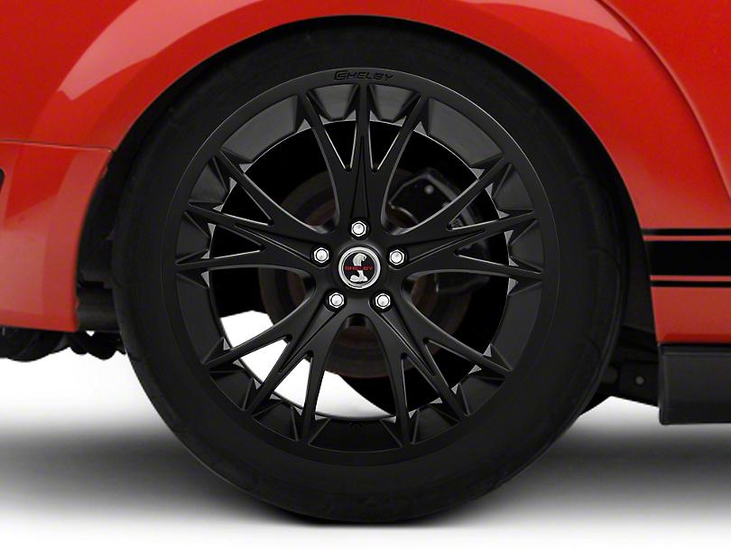 Shelby CS1 Matte Black Wheel - 20x11 (05-14 All)