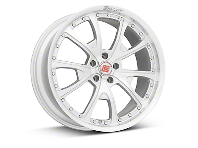 Shelby CS40 Silver Machined Wheel - 20x9 (05-14 All)