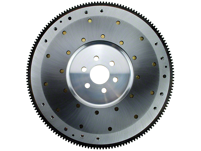 RAM Billet Aluminum Flywheel - 6 Bolt 50 oz (86-95 5.0L, 93-95 Cobra)