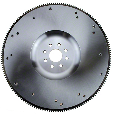RAM Billet Steel Flywheel - 8 Bolt (99-Mid 01 GT, 11-17 GT; 96-04 Cobra, Mach 1; 11-14 V6)