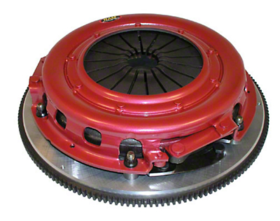RAM Street Dual Disc Clutch w/ Flywheel - 10 Spline - 8-Bolt (96-10 4.6L)