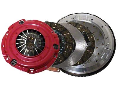 RAM Street Dual Disc Force 9.5 Clutch w/ Flywheel - 23 Spline - 8-Bolt (11-14 GT)
