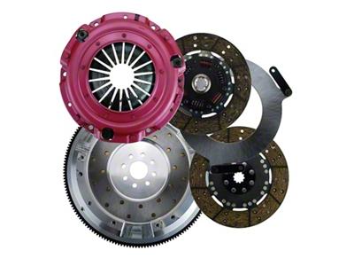 RAM Street Dual Disc Force 9.5 Clutch w/ Flywheel - 10 Spline - 8-Bolt (96-10 4.6L & 5.4L)