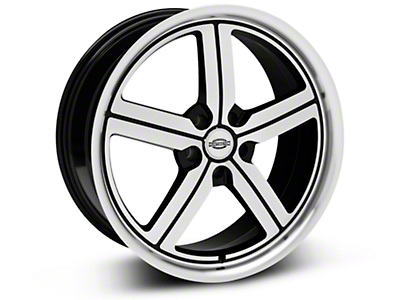 Machined Huntington Bolsa Wheel - 20x9 (05-14 All, Excluding GT500)