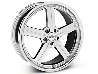 Chrome Huntington Bolsa Wheel - 20x9 (05-14 All, Excluding GT500)