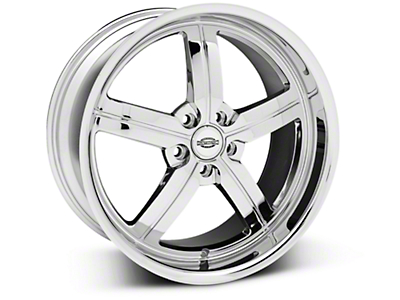 Huntington Bolsa Chrome Wheel - 20x10 (05-14 All, Excluding GT500)