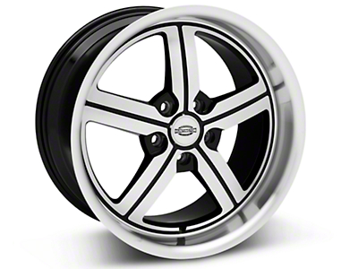 Machined Huntington Bolsa Wheel - 18x10 (05-13 All, Excluding GT500)