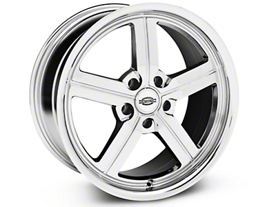 Chrome Huntington Bolsa Wheel - 18x9 (05-14 All, Excluding GT500)