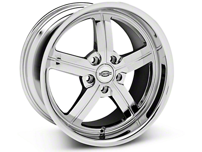 Chrome Huntington Bolsa Wheel - 18x10 (05-14 All, Excluding GT500)
