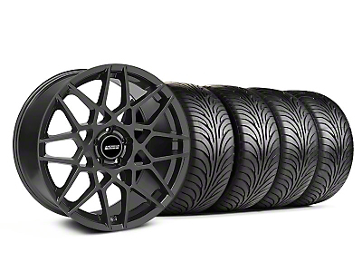 2013 GT500 Charcoal Wheel & Sumitomo Tire Kit - 18x9 (05-14 All)