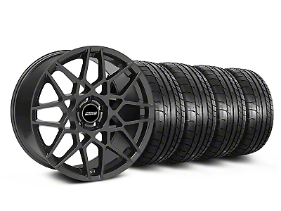 2013 GT500 Charcoal Wheel & Mickey Thompson Tire Kit - 18x9 (05-14 All)