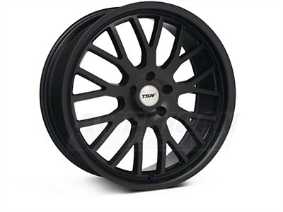 TSW Tremblant Matte Black Wheel - 20x8.5 (05-14 All)