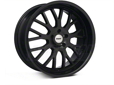 TSW Tremblant Matte Black Wheel - 20x10 (05-14 All)