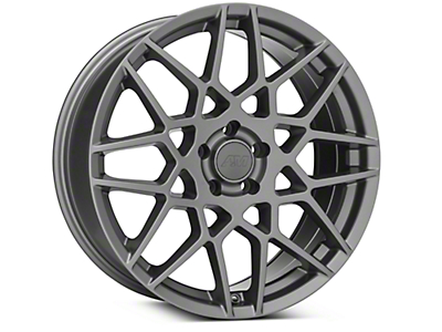 2013 GT500 Style Charcoal Wheel - 20x8.5 (05-14 GT, V6)