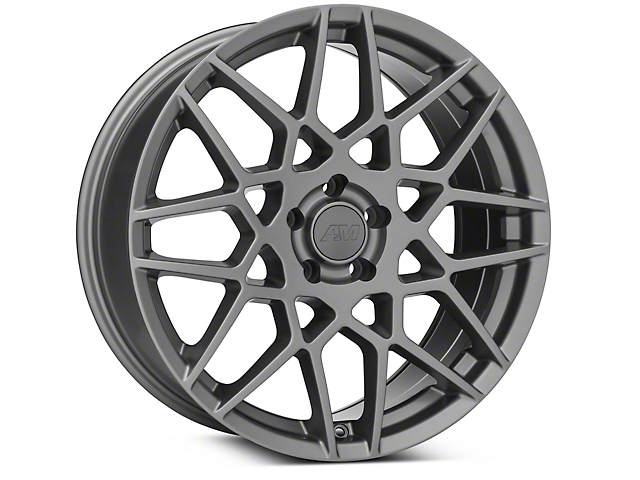 2013 GT500 Style Charcoal Wheel - 20x8.5 (94-04 All)