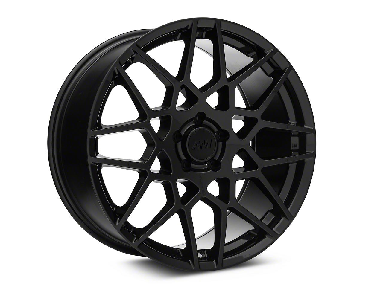 2013 GT500 Style Gloss Black Wheel - 20x10 (05-14 GT, V6)