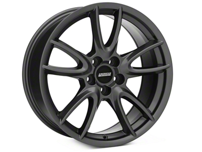 Track Pack Style Gloss Charcoal Wheel - 19x8.5 (94-04 All)