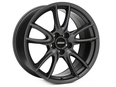 Track Pack Style Gloss Charcoal Wheel - 19x10 (05-14 All)