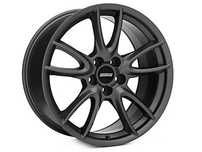 Track Pack Style Gloss Charcoal Wheel - 19x10 (15-16 All)