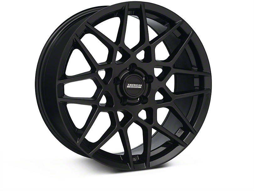 2013 GT500 Style Gloss Black Wheel - 20x8.5 (05-14 GT, V6)