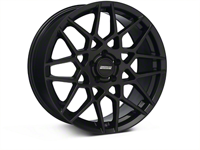 2013 GT500 Gloss Black Wheel - 20x8.5 (05-14 GT, V6)