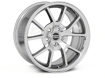 FR500 Chrome Wheel & Mickey Thompson Tire Kit - 18x9 (05-14 All)