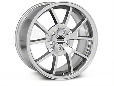 FR500 Chrome Wheel & NITTO INVO Tire Kit - 18x9 (05-14 All)