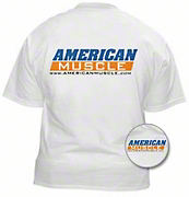 Free AM T-Shirt with Gift Certificate Purchase (Medium)