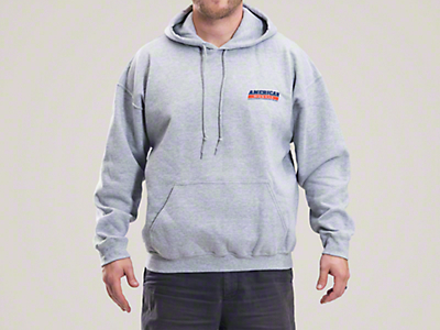 AmericanMuscle Sweatshirt - Gray