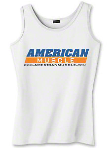 AmericanMuscle Tank Top - Women