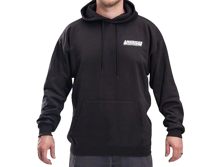 American Muscle Sweatshirt - Black (X-Large)