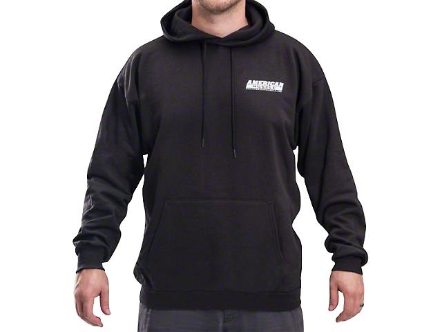AmericanMuscle Sweatshirt - Black (Promo)