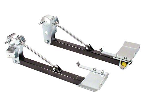 Lakewood Traction Bars (79-95 All)