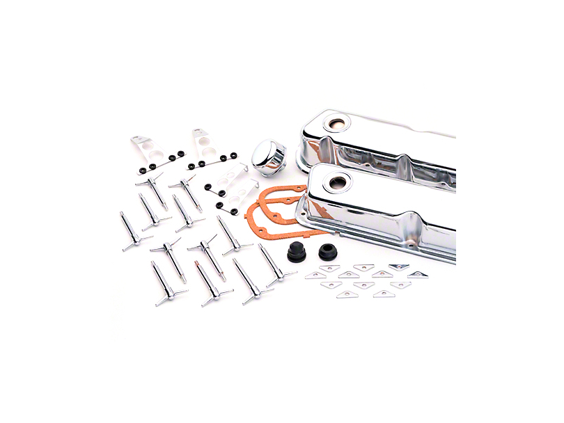 Chrome Engine Dress Up Kit (289, 302, 351W)