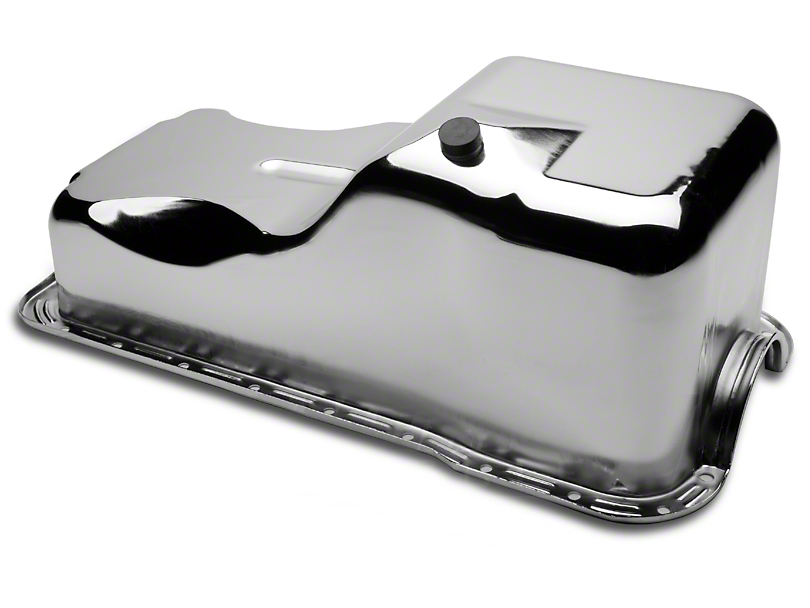 Chrome Oil Pan (79-87 5.0L)