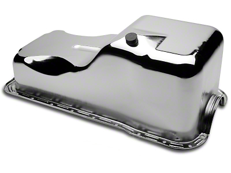 Chrome Oil Pan (79-87 5.0L)