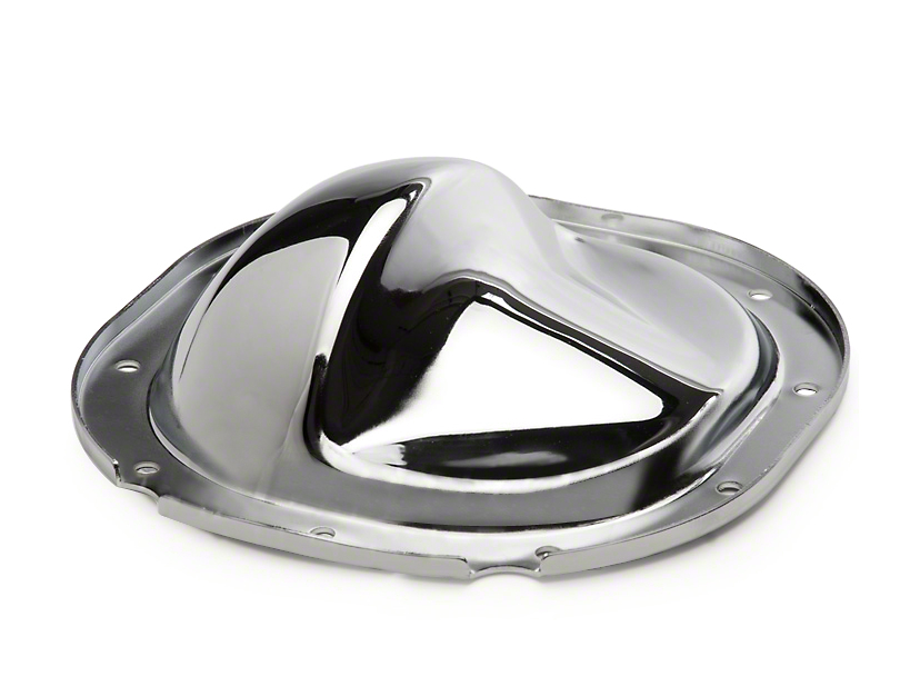 Chrome Differential Cover - 8.8 in. (86-14 GT, Mach 1; 07-12 GT500; 93-98 Cobra; 11-14 V6)