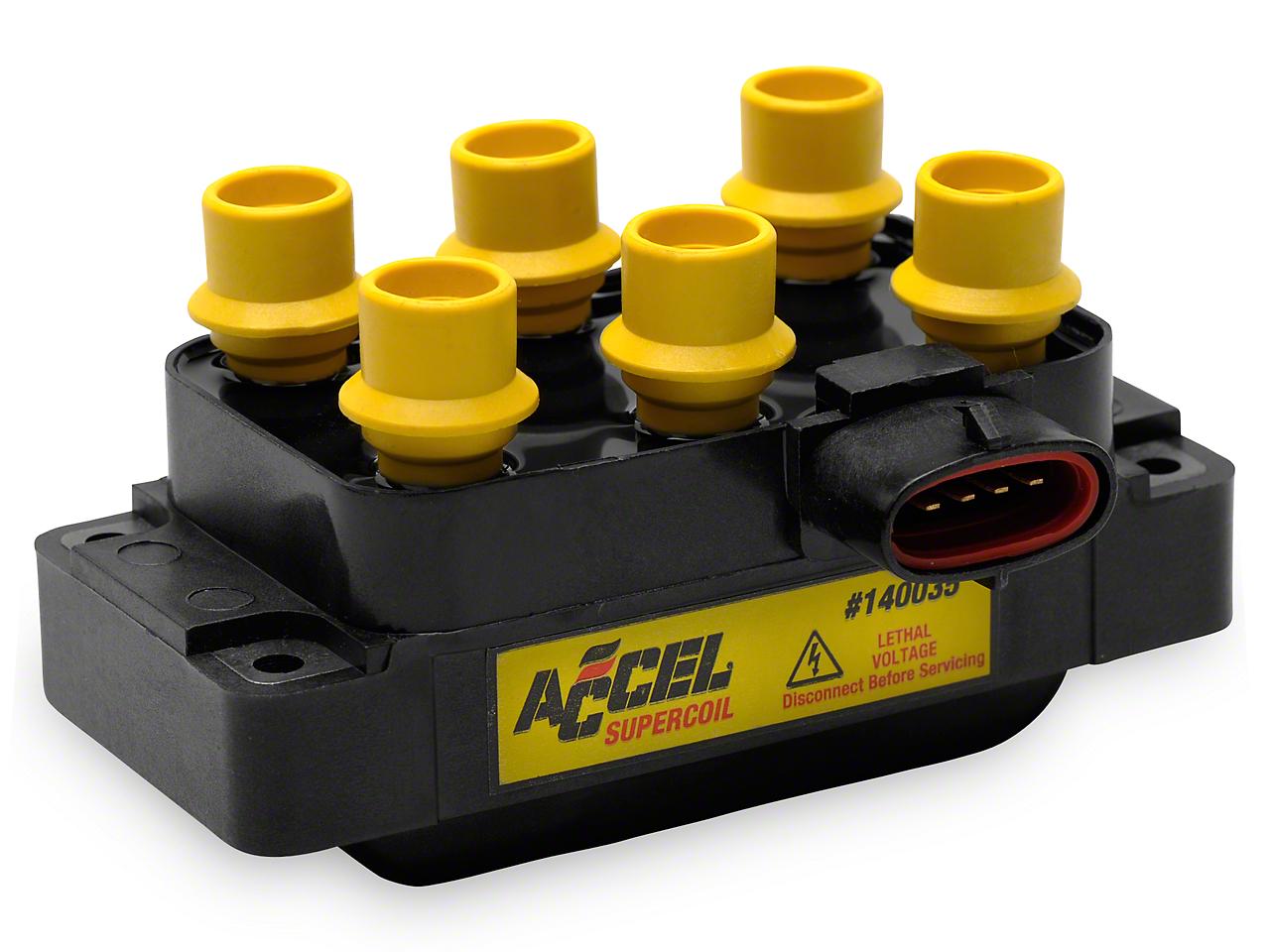 Accel Super EDIS Coil Pack - Horizontal (05-10 V6)