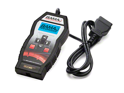 Bama SF3/X3 Power Flash Tuner w/ 2 Custom Tunes (11-12 GT500)