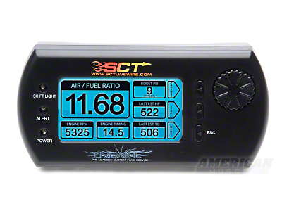 SCT LiveWire Preloaded Tuner (96-10 All)