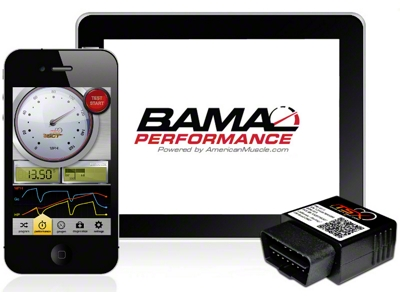 Bama iTSX Wireless Tuner w/ 2 Custom Tunes (05-09 w/ Aftermarket Supercharger or Turbocharger)