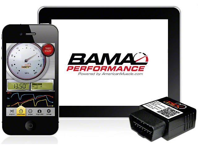 Bama iTSX Wireless Tuner w/ 3 Custom Tunes (99-04 GT, Bullitt, Mach 1; 99-01 Cobra)