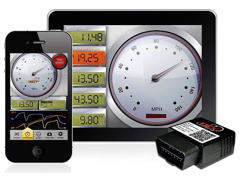 SCT iTSX Wireless Tuner (96-14 All)