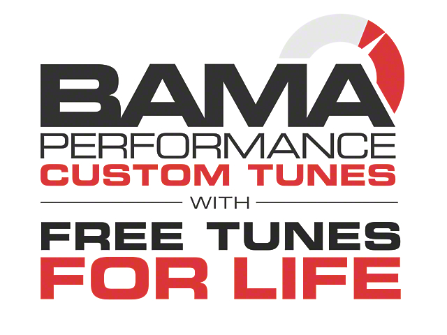Bama Tune Files (Free Tunes for Life Members Only)
