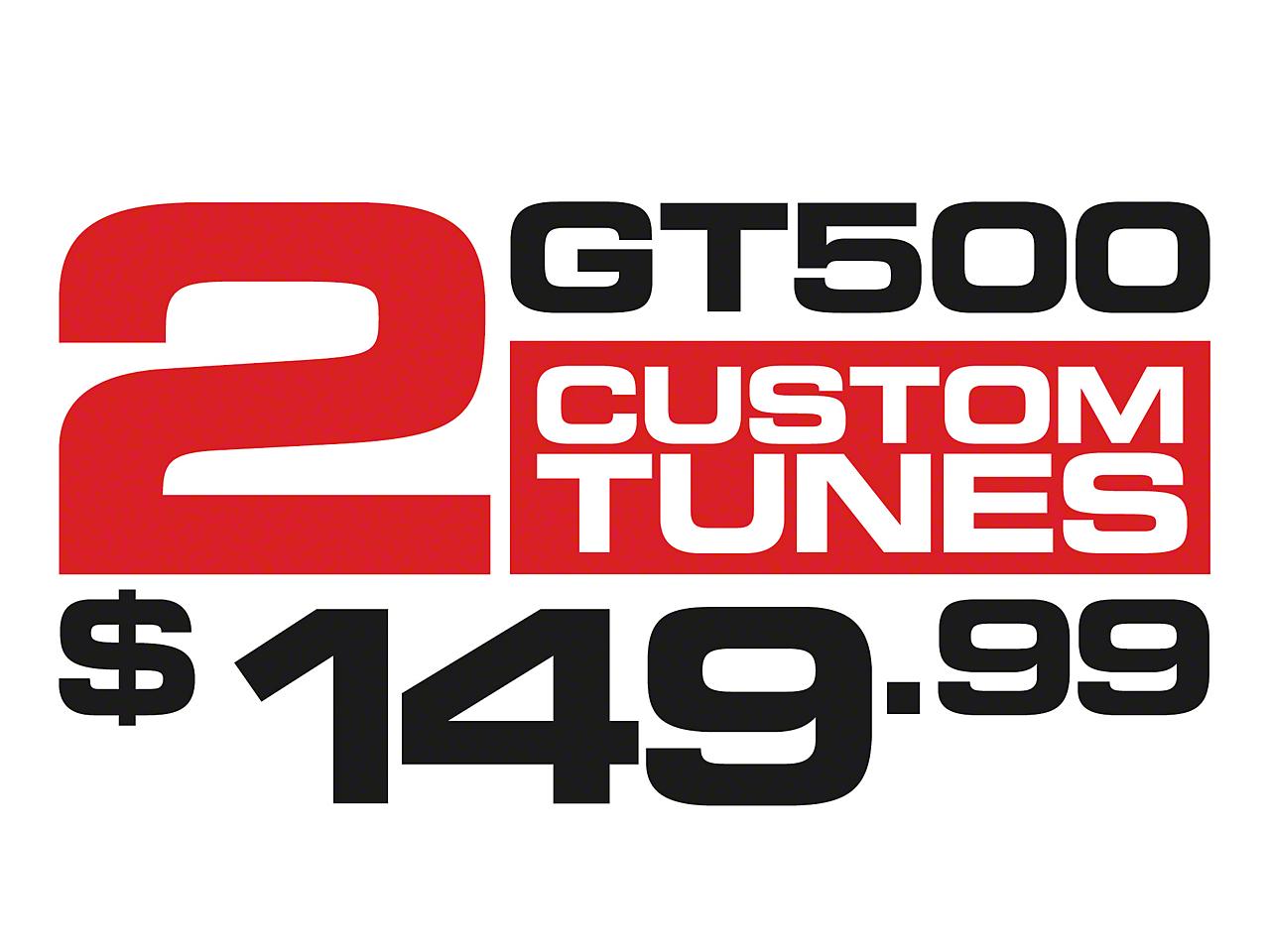 Bama 2 Custom Tunes (07-09 GT500)