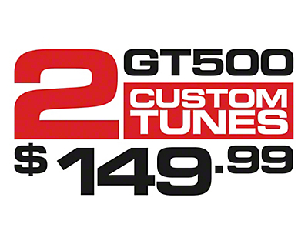 Bama 2 Custom Tunes (13-14 GT500)