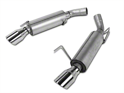 MBRP Axleback Exhaust - Aluminized (05-10 GT)