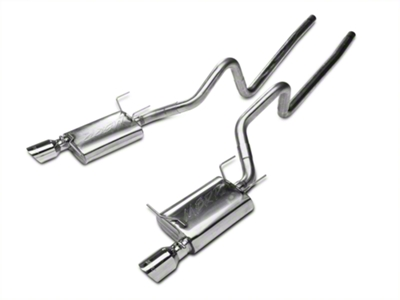 MBRP Catback Exhaust - Stainless Steel (11-14 V6)