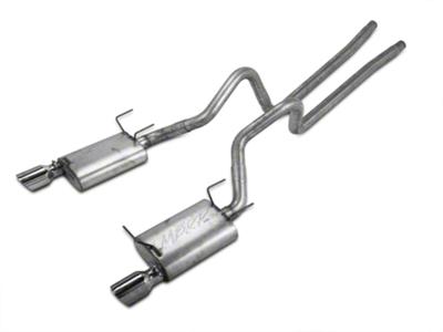 MBRP Catback Exhaust - Aluminized (11-14 V6)