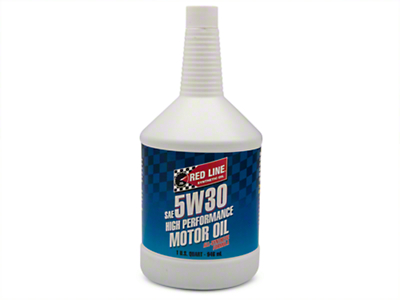 Red Line Synthetic 5w30 Motor Oil
